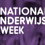 Amersfoort is hét middelpunt van de Nationale Onderwijsweek
